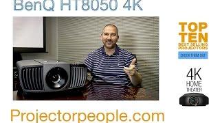 BenQ HT8050 4K THX Home Theater Projector