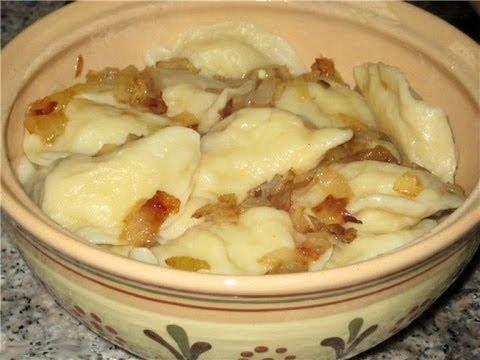 Вареники с квашеной капустой - вкусный рецепт с пошаговым фото