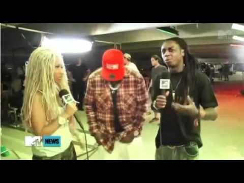 Birdman,Nicki Minaj,Lil Wayne - Why You Mad (Behind The Scenes).