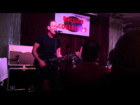 Hugh Cornwell - Wrong Side of the Tracks - Bordentown, NJ - 2011