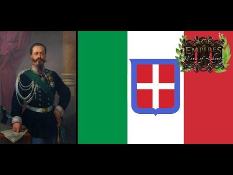 Age of Empires III: Wars of Liberty - Italians