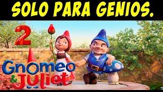 10 Imágenes que pondrán a prueba tu mente /GNOMEO Y JULIETA 2/ Curiosidades HD.