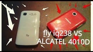 fly iq238 vs ALCATEL 4010d