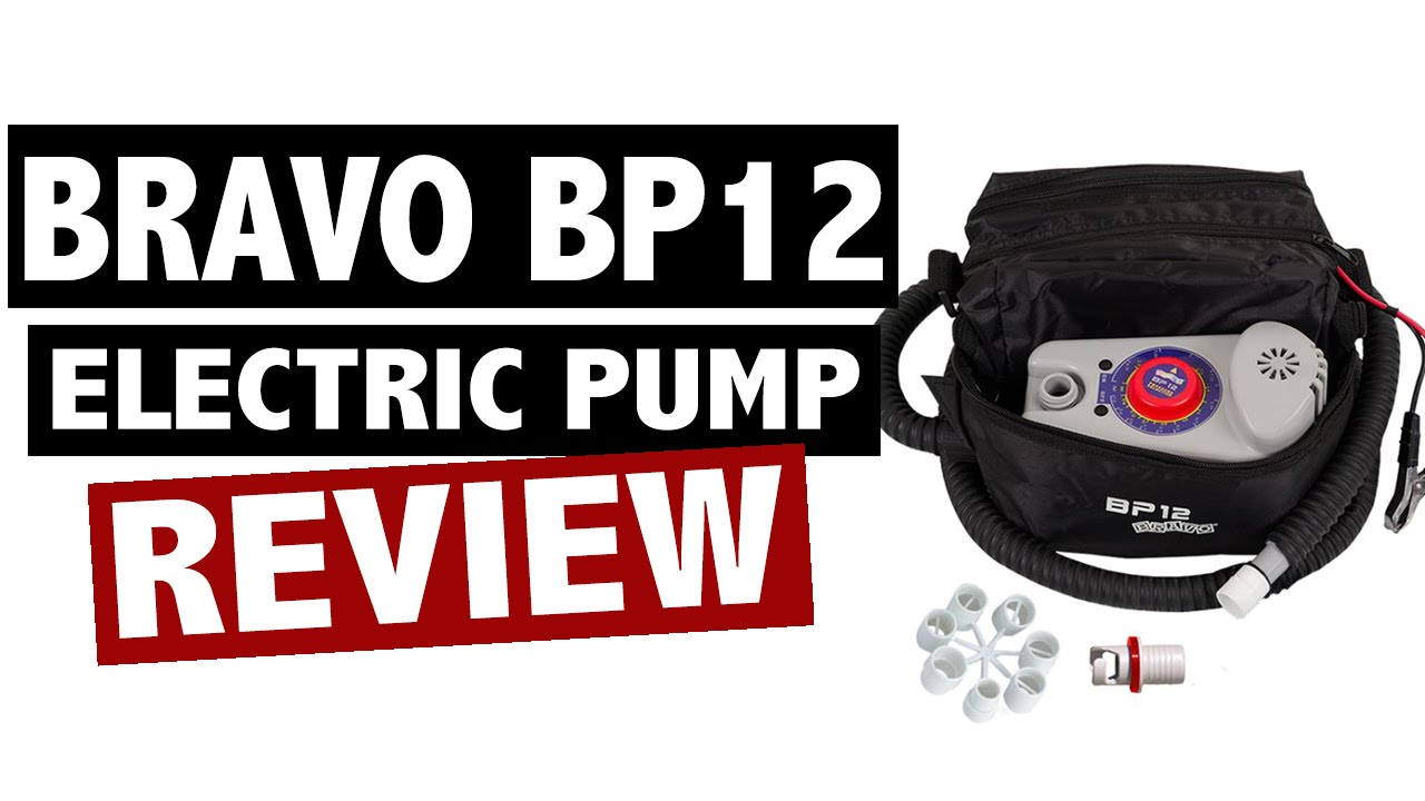 Bravo Bp12 Review 12v Single Stage Electric Sup Pump Youtube