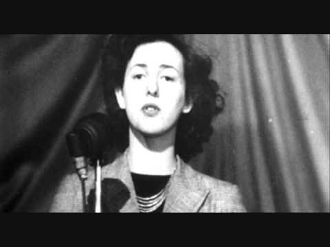 Jetty Paerl - Op de Hoek van de Straat staat - 1942