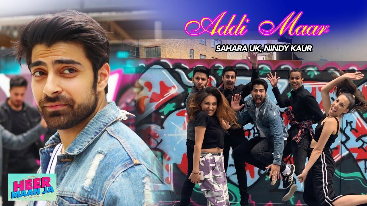 ADDI MAAR - Heer Maan Ja | Dance