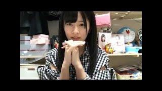 お蔵入りの自己紹介です. NGT48 村雲颯香 新キャッチフレーズです.