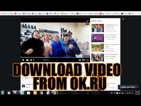 odnoklassniki video