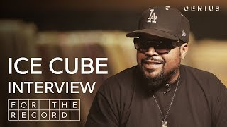 Ice Cube Talks 'Everythang's Corrupt,' Best Diss Tracks & Inspiration For 'Friday' | For The Record