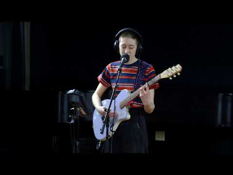 "Frankie Cosmos plays ""Accommodate"" at CPR's OpenAir"