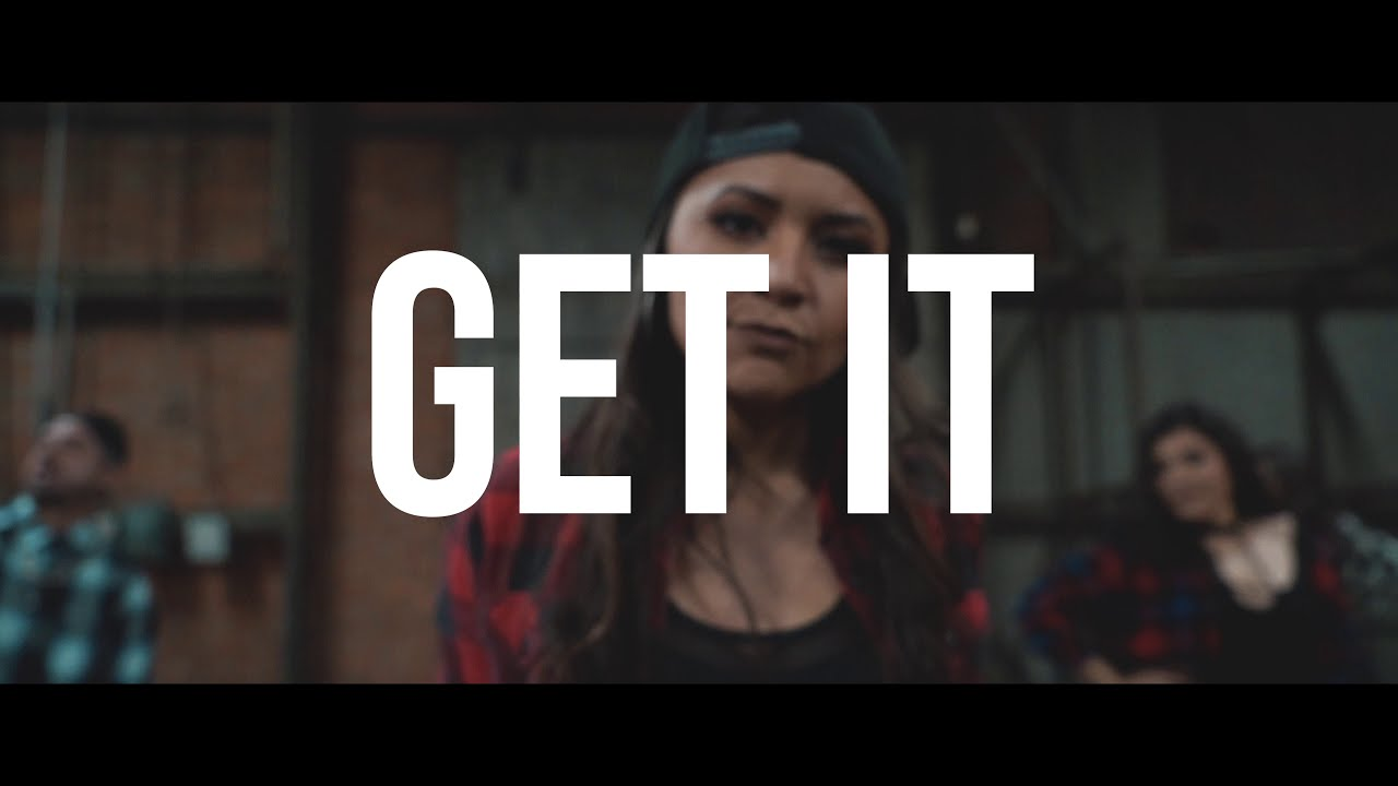 New Video: Vanessa Lynnae - Get It