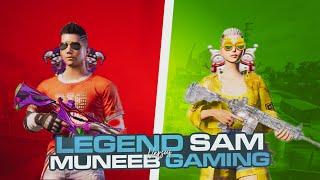 @Sam Gaming Vs Muneeb Gaming | 60Fps Vs 90Fps | Ar Match Part 2