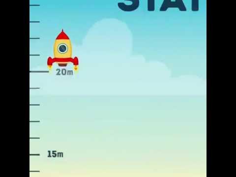 How far is the sky
