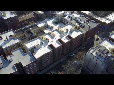 Crown Heights Brooklyn NYC DJI Mavic Pro