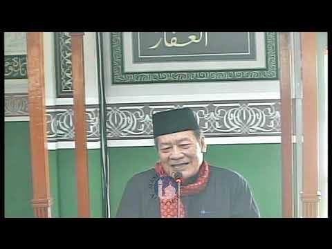 Khutbah Jum'at,12/10/ 2018 - Drs. KH. Goodwill Zubir