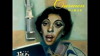 Watch Carmen Mcrae All The Things You Are video