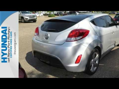 Certified 2015 Hyundai Veloster New Port Richey FL Tampa, FL #165590A
