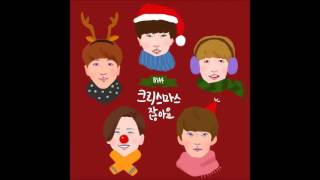 [Audio/Mp3] B1A4 – It's Christmas Time (크리스마스잖아요)