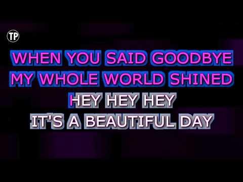 It's a Beautiful Day - Michael Buble | Karaoke LYRICS