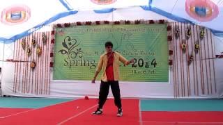 Dance on bollywood songs gandi baat, agalbagal , blue eyes and panida rang by SID from dharangadhra