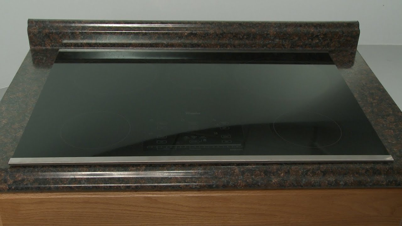 Whirlpool Electric Cooktop Installation Model G9ce3065xs