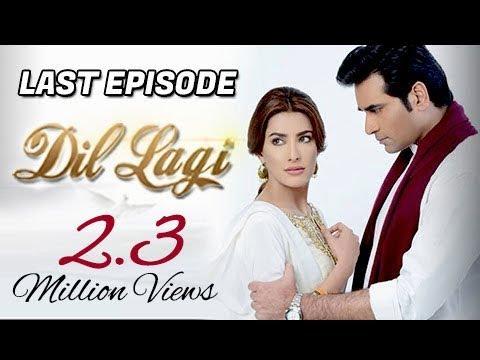 Dil Lagi Last Episode - 10th September 2016 - ARY Digital Drama