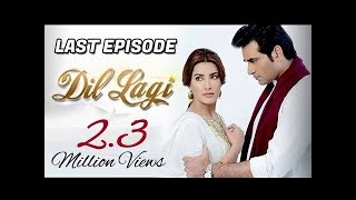 Dil Lagi Last Episode - 10th September 2016   ARY Digital Drama