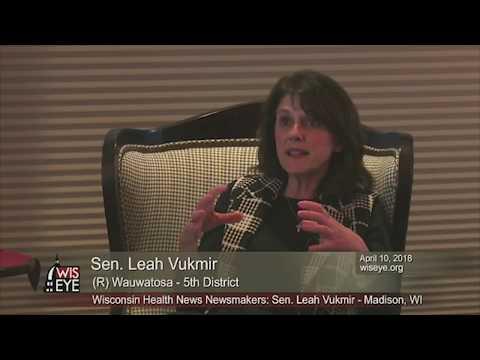 Morning Minute: Wisconsin Health News Newsmaker - Senator Leah Vukmir (R)