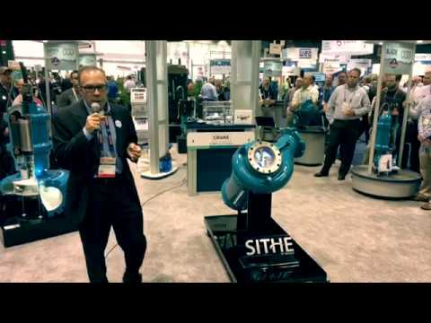 SITHE LAUNCH WEFTEC 2017 - The new standard for Chopper Pumps