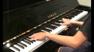 Owl City - Fireflies (piano cover)
