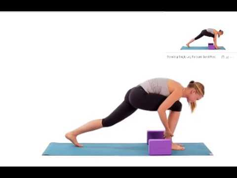 standing single leg forward bend pose  yoga teacher