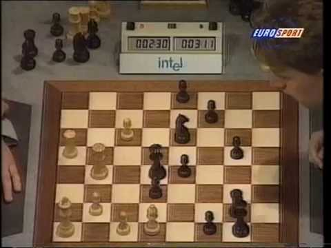 Blitz- und Schnellschach (Intel Grand Prix 1995)