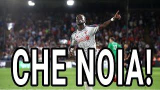 HO VISTO PARTITE DE PALLA AVVELENATA PIÙ DIVERTENTI! GIURO! Crystal Palace-Liverpool 0-2