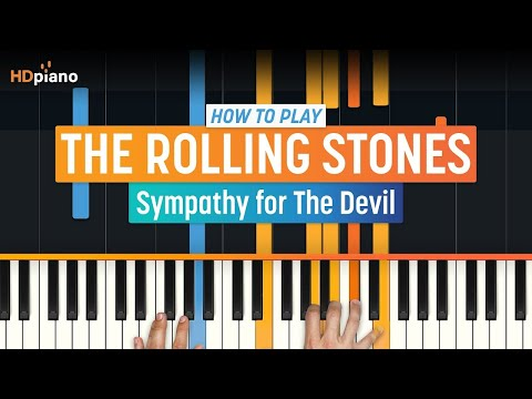 "How To Play ""Sympathy for The Devil"" by The Rolling Stones 