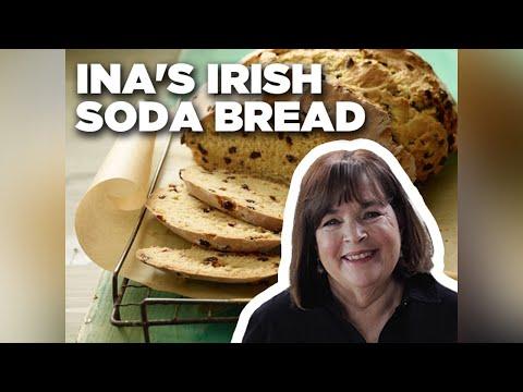 Recipe Of The Day: Ina's 5-Star Irish Soda Bread | Food Network