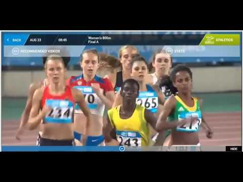 BREAKING NEWS- Martha Bisa wins Gold for Ghana.