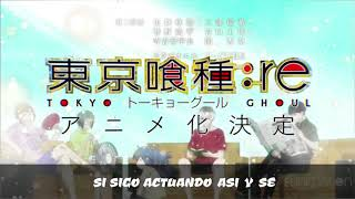 Tokyo Ghoul :Re Ending Cover en Español Latino [HALF]  ( DANIEL ZERPA Y  LUXE KO)