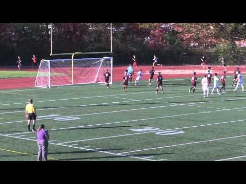 Reading Vs Belmont 10-18-12 Soccer Game Highlights