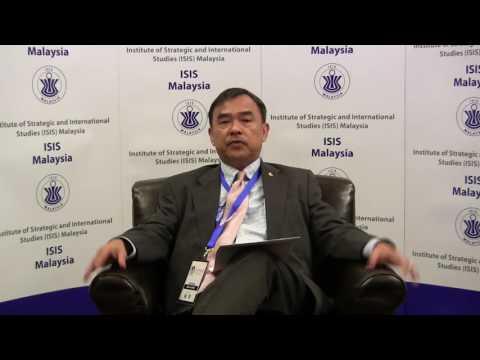 30th Asia Pacific Roundtable: Snaptalks - Ambassador Pou Sothirak
