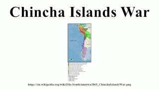 Chincha Islands War