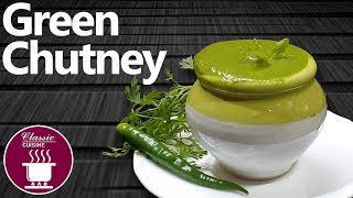 Green Chutney || Easy Recipe