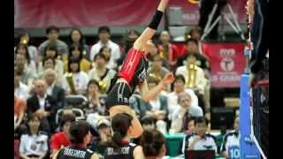 FIVB WorldGrandprix 2012 大阪 日本vs韓国
