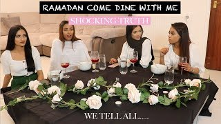COUPLES RAMADAN COME DINE WITH ME | FINAL EPISODE | vlogmadan confessions..
