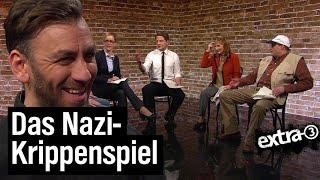 """""""Extra 3""""-Night Live – Weihnachtsgeschichte für Rechtsextreme"""