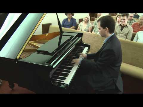 Big Fat Ham-Jelly Roll Morton-Bryan Wright-2011 Central Pennsylvania Ragtime Festival