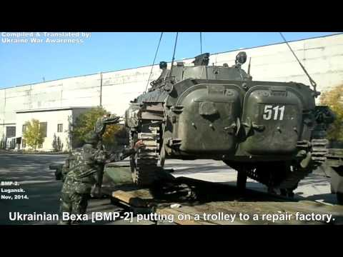 [Eng Subs] Compilation NAF / DPR Capturing Ukrainian Military Equipment & armor from battles 3 / 3