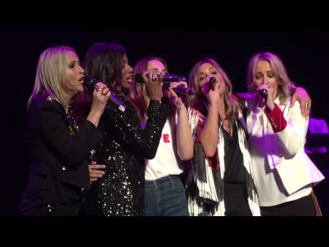 All Saints - Pure Shores live at Henley ( Mel C )
