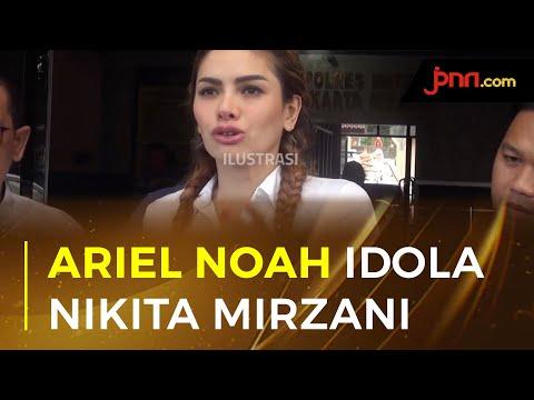 Nikita Mirzani Idolakan Ariel NOAH, Alasannya?