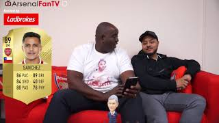 (Exclusive) Robbie & Troopz React To Arsenal's FIFA 18 Ratings!