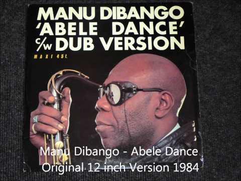 Manu Dibango - Abele Dance Original 12 inch Version 1984